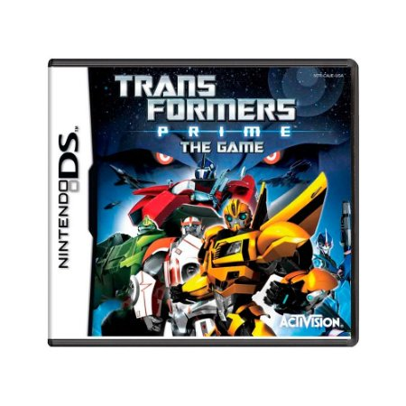 Jogo Transformers: Prime the Game - DS