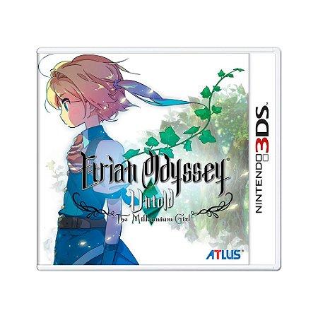 Jogo Etrian Odyssey Untold: The Millennium Girl - 3DS
