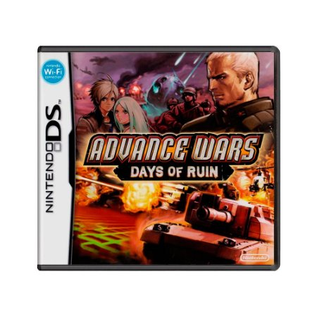 Jogo Advance Wars: Days of Ruin - DS