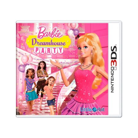 Jogo Barbie: Dreamhouse Party - 3DS