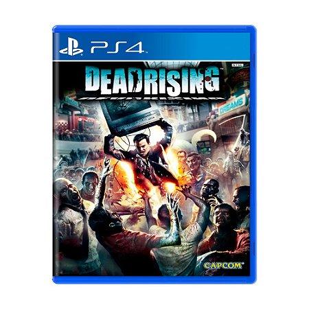 Jogo Dead Rising - PS4