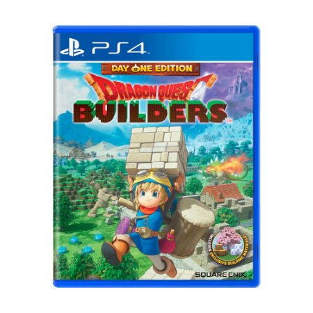 Jogo Dragon Quest: Builders - PS4