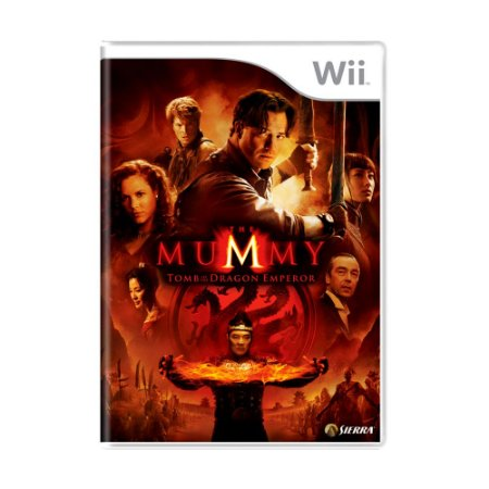 Jogo The Mummy: Tomb of the Dragon Emperor - Wii