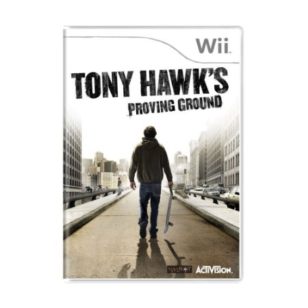 Jogo Tony Hawk's: Proving Ground - Wii