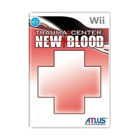 Jogo Trauma Center: New Blood - Wii
