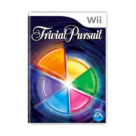 Jogo Trivial Pursuit - Wii