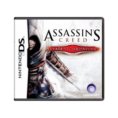 Jogo Assassin's Creed: Altair's Chronicles - DS
