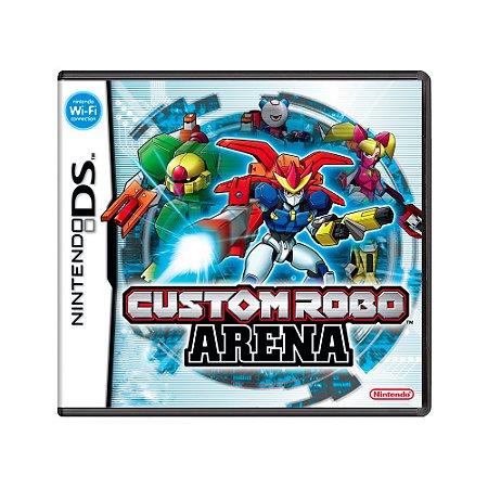 Jogo Custom Robo Arena - DS