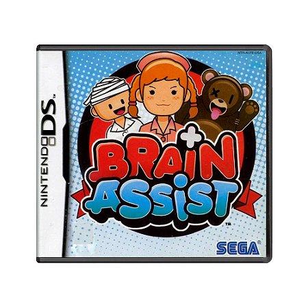 Jogo Brain Assist - DS