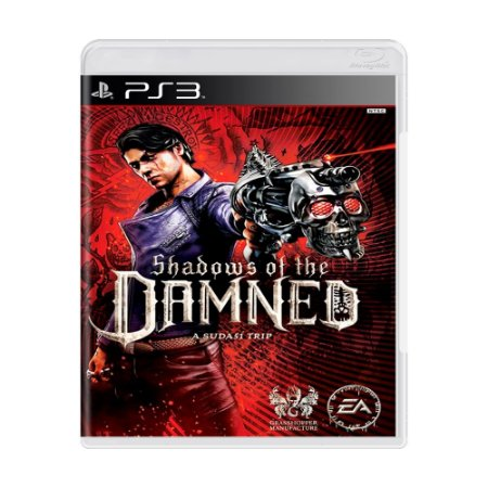Jogo Shadows of the Damned - PS3