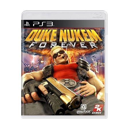 Jogo Duke Nukem: Forever - PS3