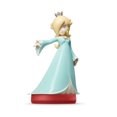 Nintendo Amiibo: Rosalina - Super Mario - Wii U e New Nintendo 3DS