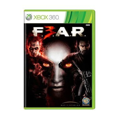 Jogo F.E.A.R. 3 - Xbox 360