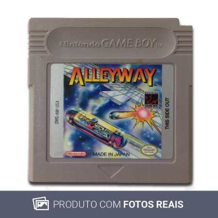 Jogo Alleyway - GBC