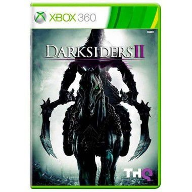 Jogo Darksiders II - Xbox 360 [Europeu]