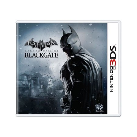 Jogo Batman: Arkham Origins Blackgate - 3DS