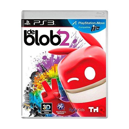 Jogo De Blob 2 - PS3