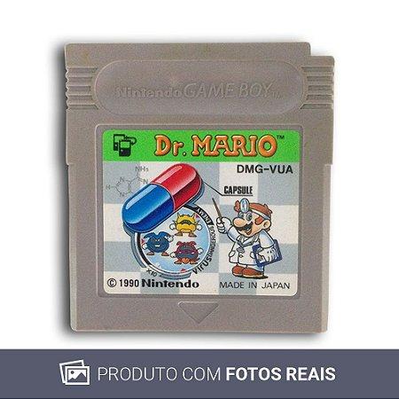 Jogo Dr. Mario - GBC