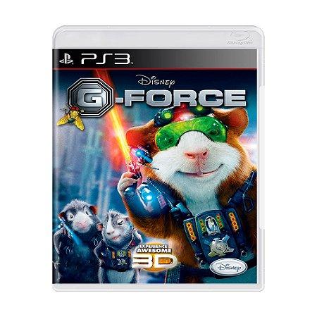 Jogo G-Force - PS3