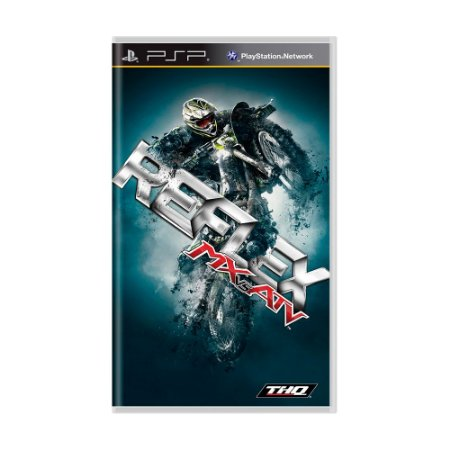 Jogo MX vs. ATV: Reflex - PSP