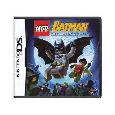 Jogo LEGO Batman: The Video Game - DS