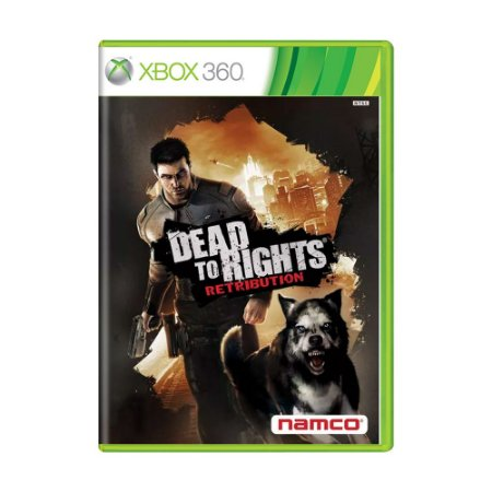 Jogo Dead To Rights: Retribution - Xbox 360
