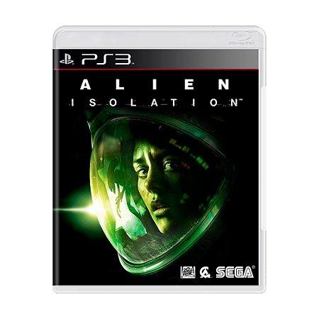 Jogo Alien Isolation: Nostromo Edition - PS3
