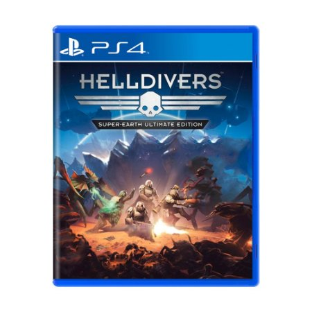 Jogo Helldivers: Super-earth - PS4