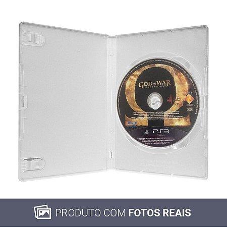 Jogo God of War: Ascension - PS3 (Sem Capa)