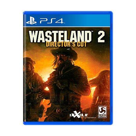 Jogo Wasteland 2 Director's Cut - PS4