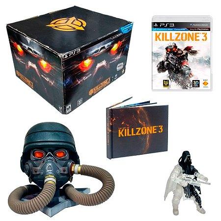 Jogo Killzone 3 (Helghast Edition) - PS3