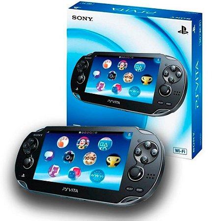 Console PlayStation Vita PCH-1010 - Sony