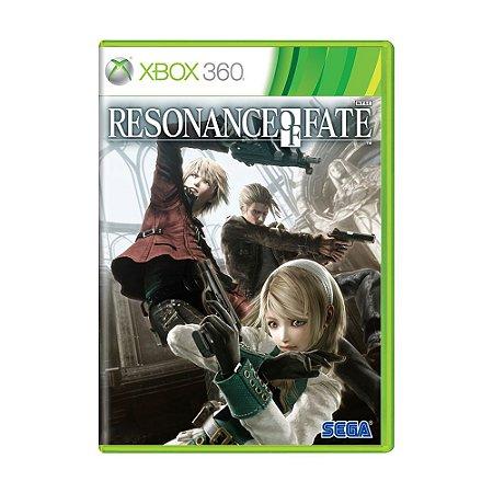 Jogo Resonance of Fate - Xbox 360