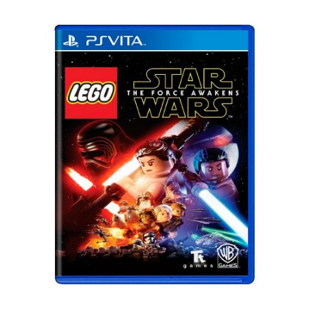 Jogo LEGO Star Wars: The Force Awakens - PS Vita