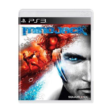 Jogo MindJack - PS3