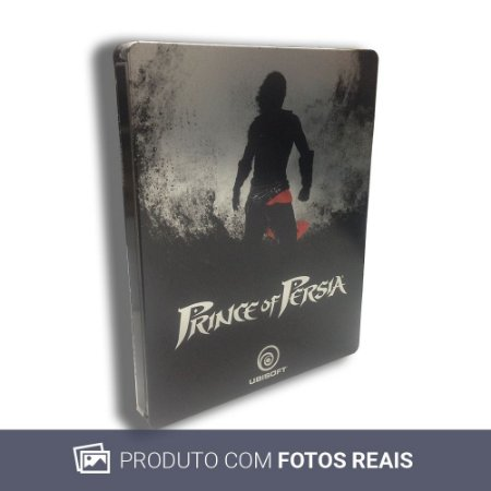 Jogo Prince of Persia: The Forgotten Sands (SteelCase) - PS3