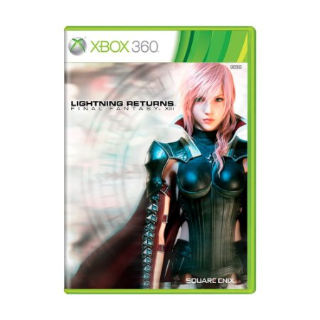 Jogo Final Fantasy XIII: Lightning Returns - Xbox 360