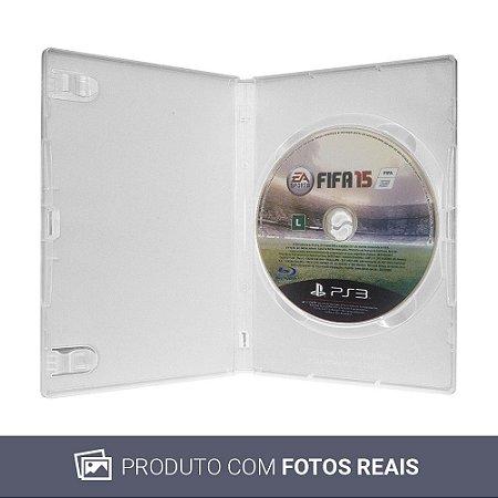 Jogo FIFA 15 - PS3 (Sem Capa)