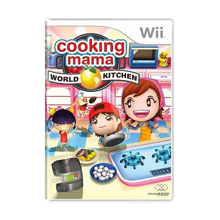 Jogo Cooking Mama: World Kitchen - Wii