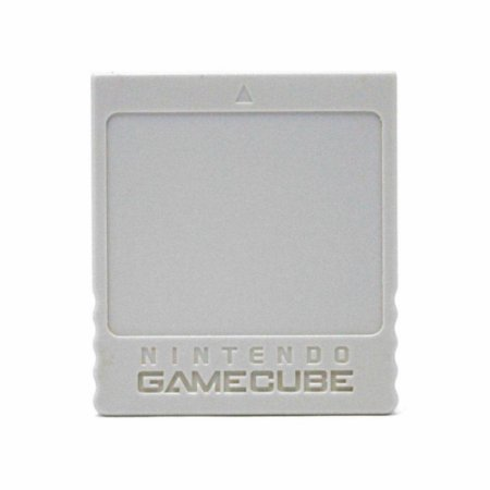 Memory Card Nintendo GameCube - GC