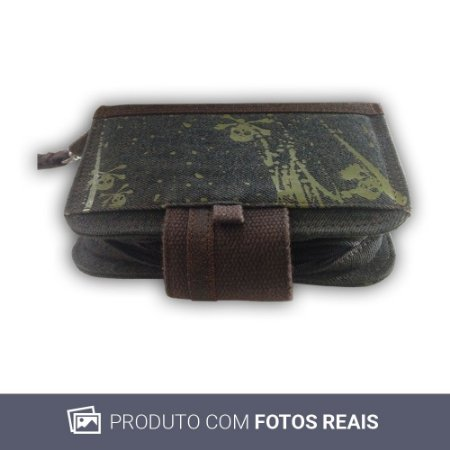 Case Camuflada - DS Lite