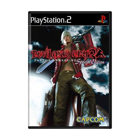 Jogo Devil May Cry 3 - PS2