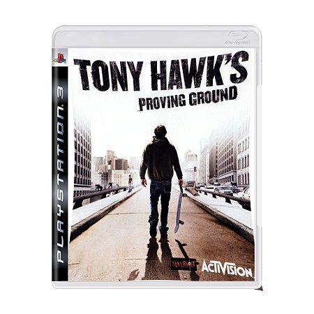 Jogo Tony Hawk's: Proving Ground - PS3