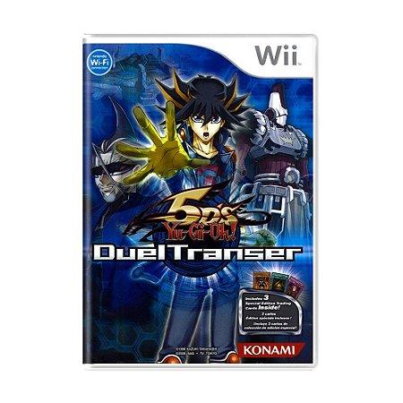 Jogo YuGiOh! 5D's: Duel Transfer - Wii