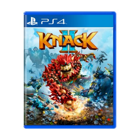 Jogo Knack II - PS4