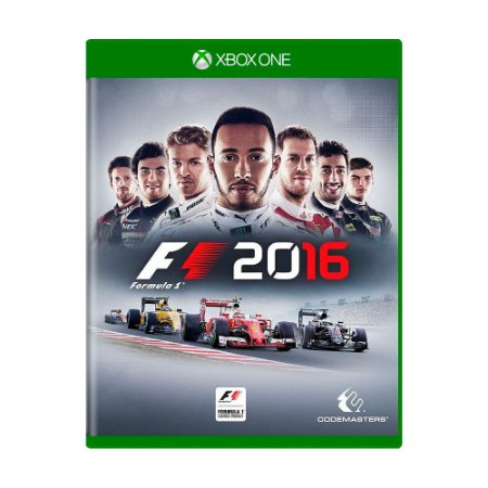 Jogo Formula 1 2016 - Xbox One