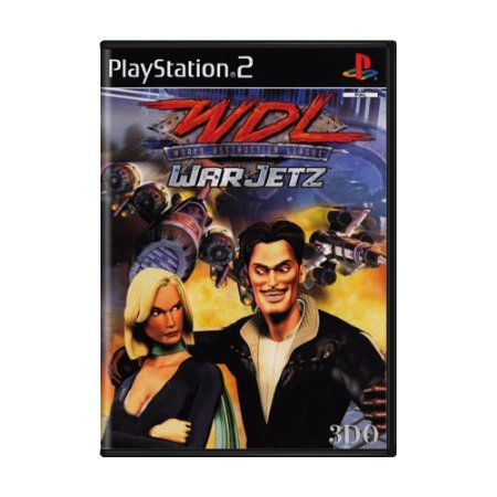Jogo World Destruction League: War Jetz - PS2