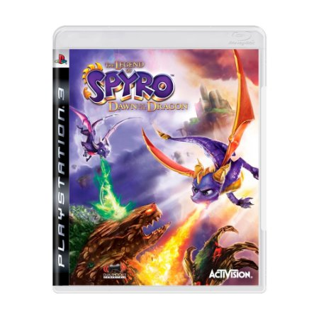 Jogo The Legend of Spyro: Dawn of The Dragon - PS3