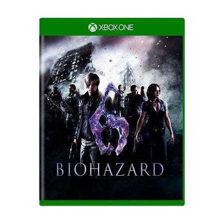 Jogo Resident Evil 6 - Xbox One