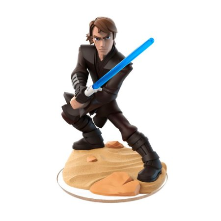 Boneco Disney Infinity 3.0: Anakin Skywalker